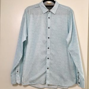 Other - Ted Baker Modern Fit Button down Shirt Size 16